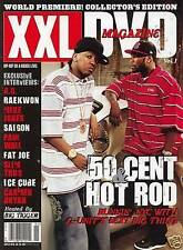 XXL DVD Magazine 50 Cent & Hot Rod Collector's Edition Volume 1