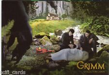 GRIMM FOIL promo 1 Philly Show AND Fan Expo Canada Breygent 2012 Season 1