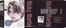 """Maxi CD - Ricky Martin """"Maria"""" ( Remixes '97 )"""