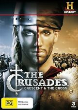 The Crusades Crescent & The Cross BRAND NEW Region 4