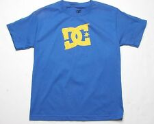 DC Shoes Boys Fazeo Tee (XL) Royal Blue ADBZ000003