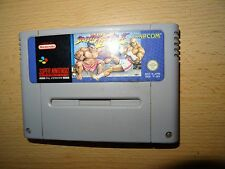 Streetfighter II (2) Turbo Super Nintendo SNES Kassette UK PAL