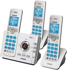 VTech DS6722-3 3 Handset Bluetooth Cordless Phone with Digital Answering System