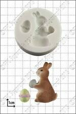 Silicone mould Easter Bunny | Food Use FPC Sugarcraft FREE UK shipping!