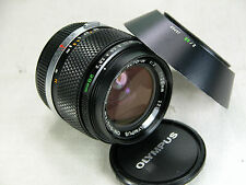 MINT- Olympus 28mm f 2 MC Zuiko Auto-W Fast Wide Lens for OM-3 OM4 OM2 OM1 OM10