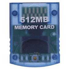New 512 MB Memory Card Stick  for Nintendo Wii Gamecube NGC Console Video Games