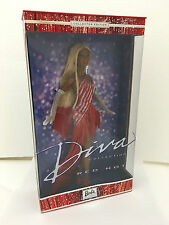 "2002 diva Collection ""Red Hot Barbie Aa"" Collectors Edition (56708)"