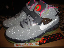 Nike Air Force Max 2013 PRM All Star Zona 72 nos 13 Uk 12 de la UE 47,5 Qs Barkley como