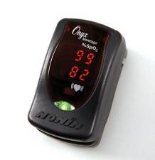 Nonin Onyx Vantage 9590 Fingertip Pulse Oximeter + Case + 5 year drop warranty