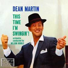 DEAN MARTIN - THIS TIME I'M SWINGIN'! (NEW SEALED CD) ORIGINAL RECORDING