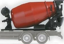 HO 1/87 Herpa # 51712 Cement Mixer Truck Superstructure Must add to your truck 2