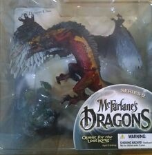 McFarlane Fire Dragon Quest for the Lost King Series 2 2005