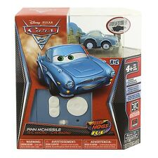 Disney Pixar Cars 2 Air Hogs RADIO CONTROL R/C Micro Car ~ FINN MCMISSIL Vehicle
