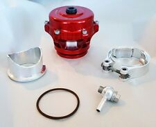 TIAL 50mm Q BLOW OFF VALVE BOV Kit 2 Psi RED (Ver 2) For Supercharged Setup