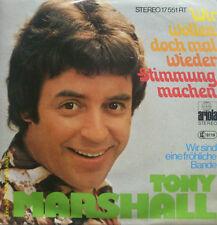 """7"""" 1977 MINT- ! TONY MARSHALL : Wir wollen doch mal wieder Stimmung machen"""