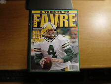 Green Bay Packers Brett Favre Magazine NFL