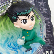 RARE! Yu-Yu Hakusho Figure Key Chain Yusuke Urameshi JAPAN ANIME MANGA