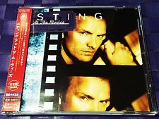 Sting - At the Movies - Japan Import - POCM-1553