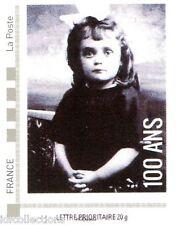 """NOUVEAU timbre du Collector éphémère carré d'encre  """" Edith Piaf 100ans """""""