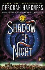 All Souls Trilogy: Shadow of Night Bk. 2 by Deborah Harkness (2013, Paperback)