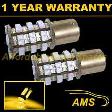 2X 382 1156 BA15s P21W AMBER 48 SMD LED REAR INDICATOR LIGHT BULBS RI202201