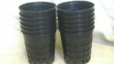 """12 -3"""" Poppelmann Net Pots-Excellent for Hydoponic Systems-Hydroton & Rockwool"""