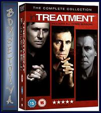 IN TREATMENT - COMPLETE HBO SERIES 1 2 & 3 ***BRAND NEW DVD***