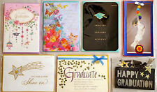 LOT of 7 PAPYRUS GRADUATION Greeting Cards ~**CLEARANCE** Unique Beautiful