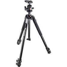 Manfrotto MK190X3-BH Aluminum Tripod with 496RC2 Compact Ball Head, EU Seller!