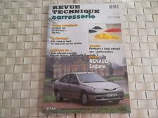 REVUE TECHNIQUE CARROSSERIE RENAULT LAGUNA - RN - RT - RXE - V6 -  BACCARA