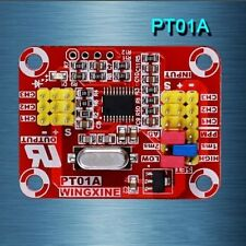 Pulse Signal To Analog Voltage/PWM Converter For Servo Test Signal Calibration