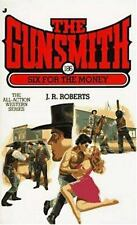 The Gunsmith 186: Six for the Money (Gunsmith, The)-ExLibrary