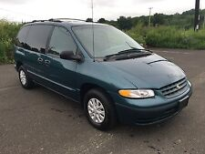 Chrysler: Town & Country Base 113