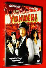LN RARE Neil Simon's Lost in Yonkers WS DVD Mercedes Ruehl Richard Dreyfuss