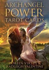 Archangel Power Tarot Cards by Doreen Virtue 9781401942311 (Cards, 2013)