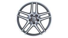 Originale Audi A3 8P cerchio in alluminio 5-a razze doppie argento 17 Zoll