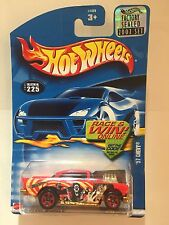 HOT WHEELS 2002 57 CHEVY I WAS A TEENAGE FREAK FROM OUTERSPACE! FACTORY SEALED