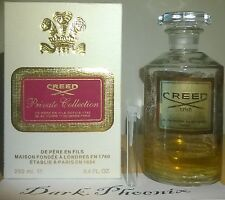 2ml CREED ORIGINAL VINTAGE TABAROME PRIVATE COLLECTION SAMPLE- RARE DISCONTINUED
