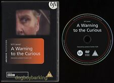 A Warning To The Curious BFI DVD original 2002 UK issue ghost story MR James BBC
