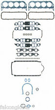 Chevy BB 396 402 427 454 Fel Pro Full RACE Gasket Set 65-76 w/Rectangular Intake