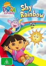 Dora The Explorer - Shy Rainbow (DVD, 2010)