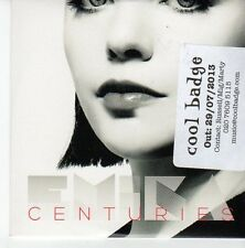 (EB244) Emika, Centuries - 2013 DJ CD