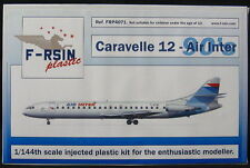 F-RSIN Models 1/144 SUD AVIATION CARAVELLE 12 Air Inter 1990's Scheme