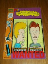 Beavis and Butthead Wanted Titan Books (Paperback)  9781401231460