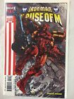 Iron Man: House of M #1 Comic Book Variant Marvel 2005