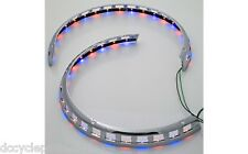 ADD-ON 45-1222RB TRI-COLOR LED ROTOR COVER LIGHT RINGS GL1800 GOLDWING 2001-2016