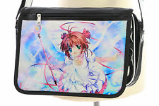 B-129 Card Captor Sakura Lack PVC Umhänge-Tasche Bag Anime Manga Japan