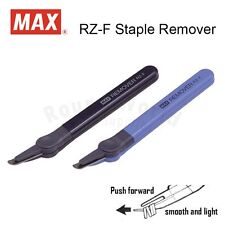 MAX RZ-F Staple Remover from stapler, MADE IN JAPAN