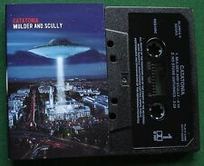 Catatonia Mulder and Scully Cassette Tape Single - TESTED