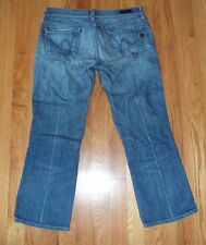 CITIZENS OF HUMANITY Kelly #063 Stretch Low Waist Cropped Jeans Size 26 USA Made